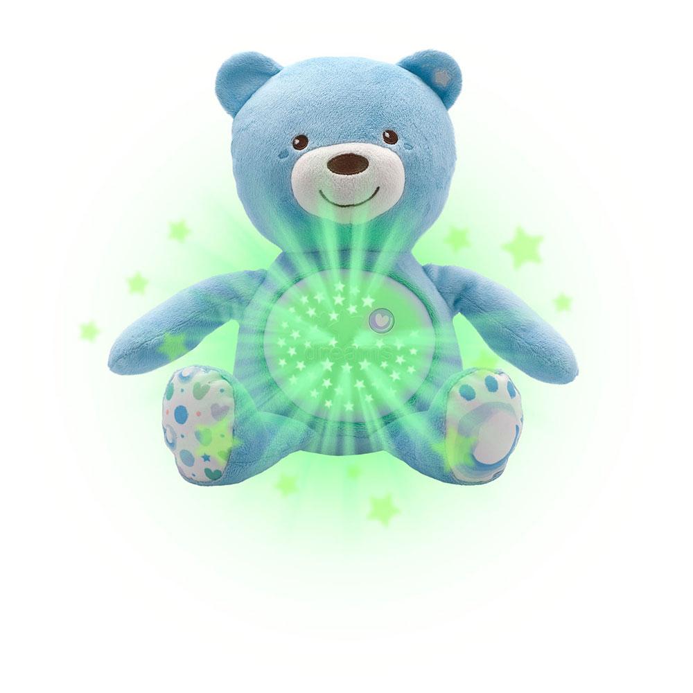 Chicco First dreams Αρκούδος γλυκιά αγκαλιά σιέλ