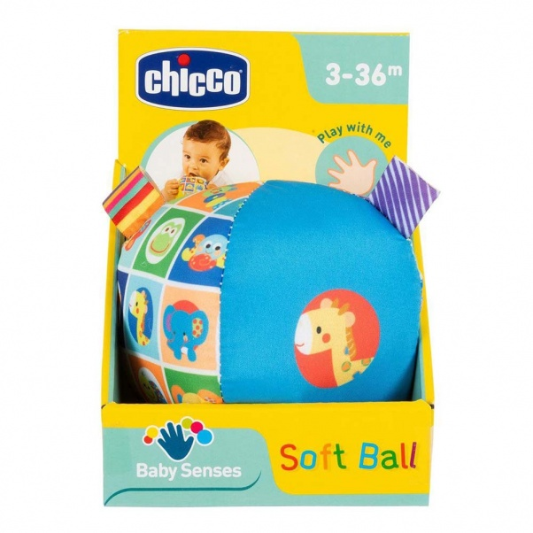 Chicco Μαλακή Μπαλίτσα