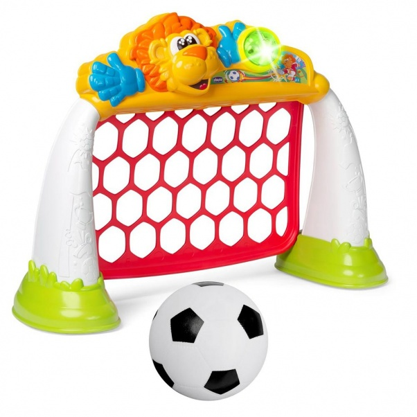Chicco Τέρμα Ποδοσφαίρου Κινούμενο