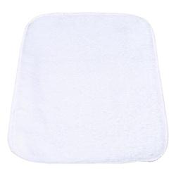 Bunny bebe λαβέτα πετσετέ λευκή με κοπτοράπτη