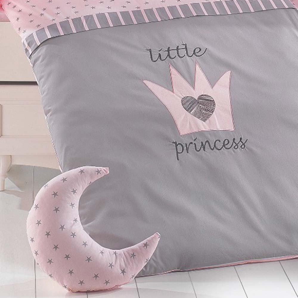 Abo Σετ προίκας 9τμχ 70*140 Little princess