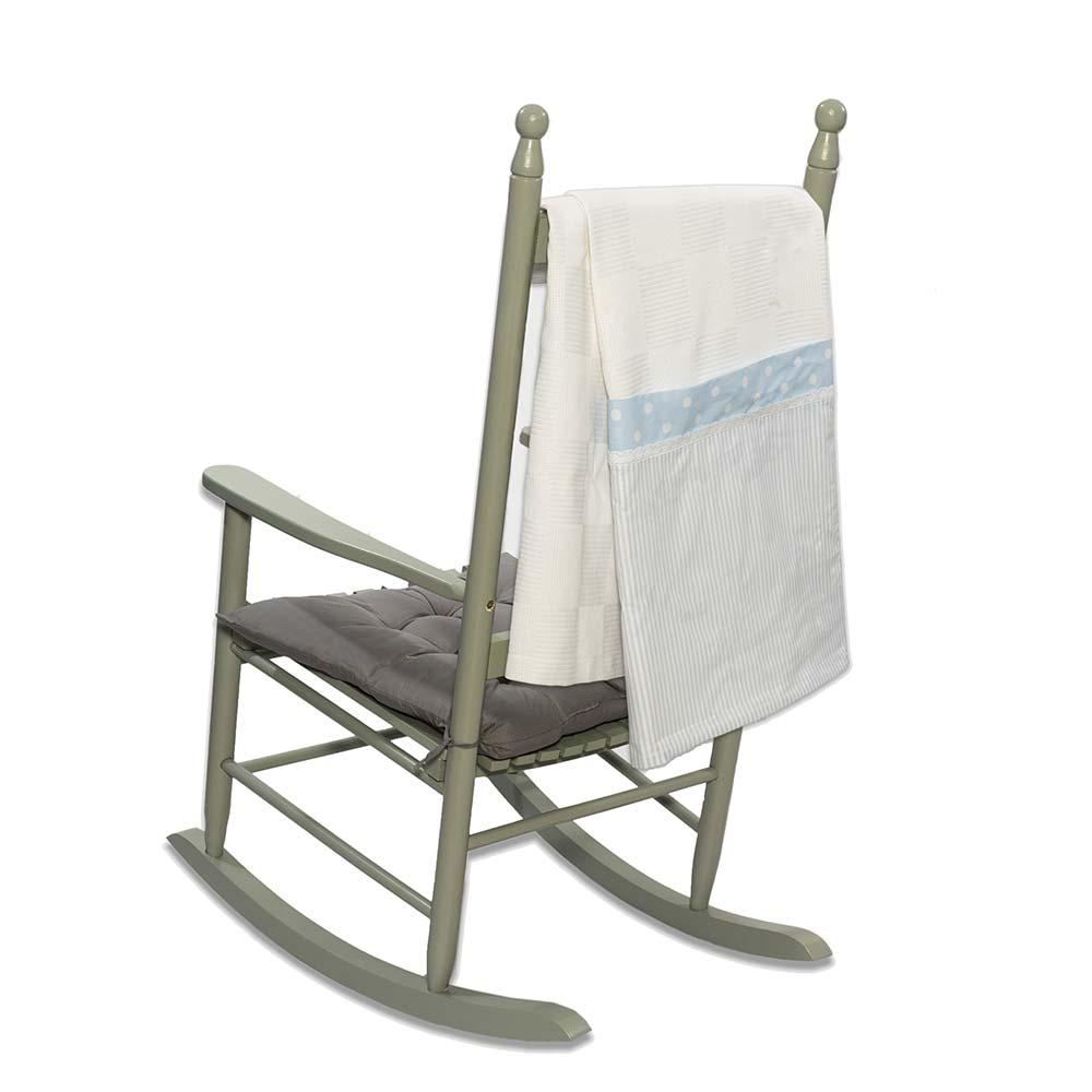 Abo Πικέ κουβέρτα 100*150 carousel Σιέλ