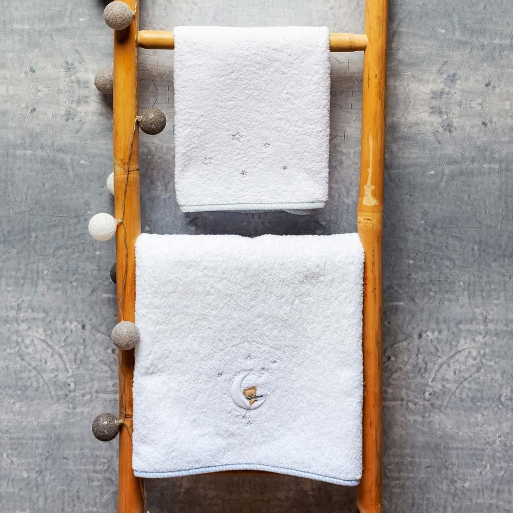 Abo Σετ πετσέτες 2 ΤΜΧ  MOON BEAR