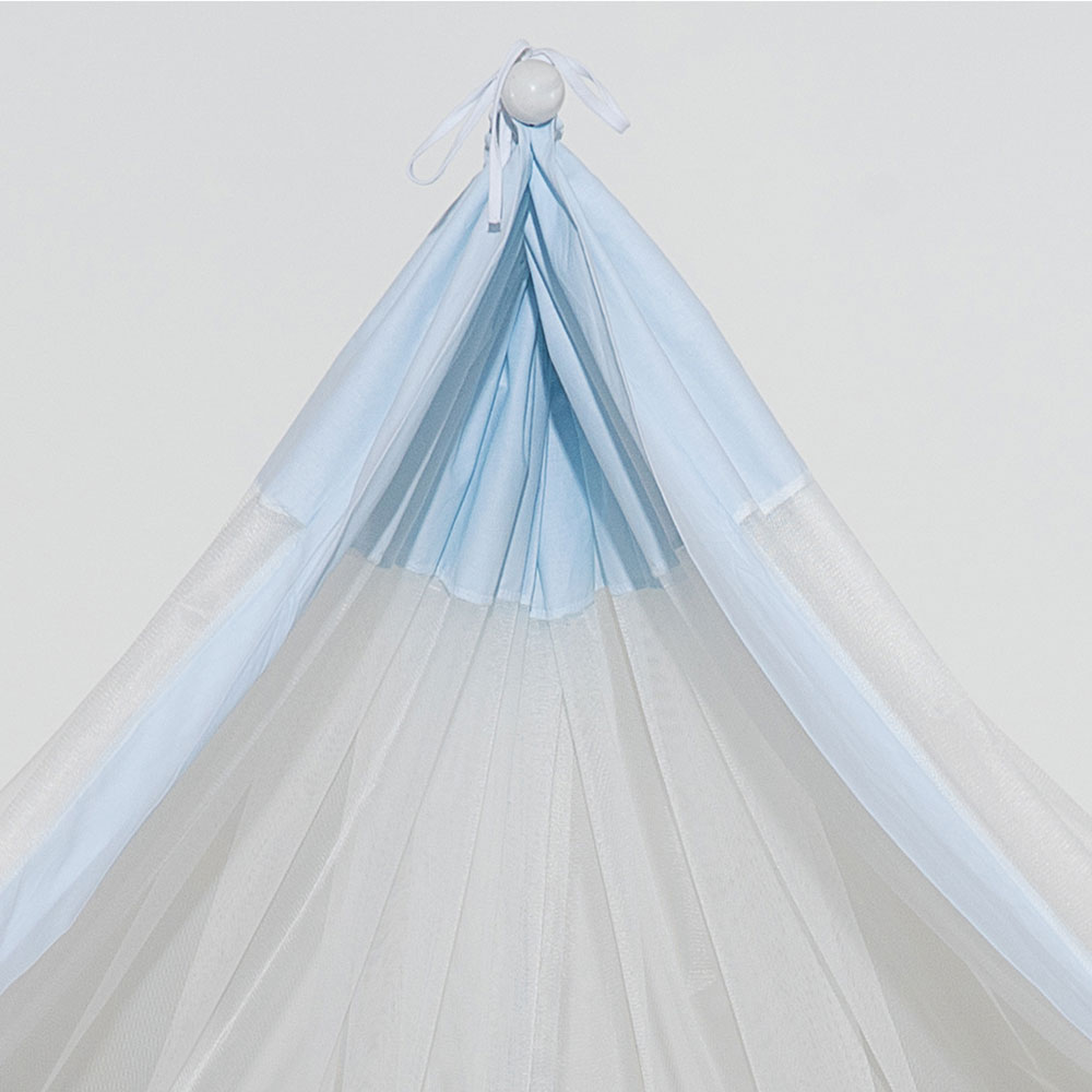 Abo Κουνουπιέρα  Γαλάζια