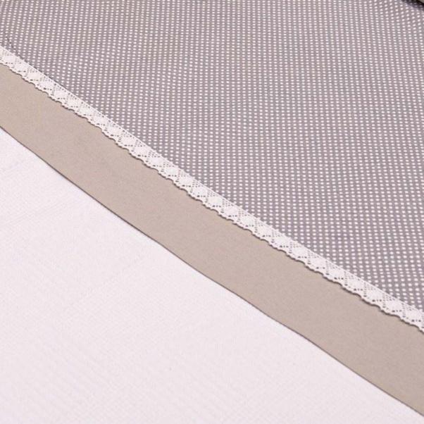 Abo Πικέ κουβέρτα 100x150 cm royal
