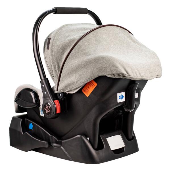 Bebe Stars Car seat Baby Plus Graphite 007-189