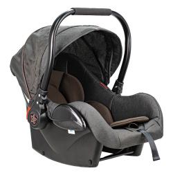 Bebe Stars Κάθισμα Αυτοκινήτου Baby Plus Graphite 007-189
