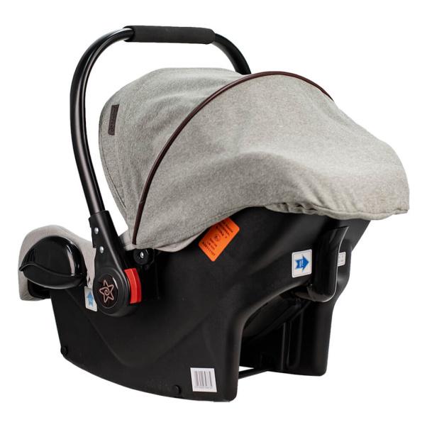 Bebe Stars Car seat Baby Plus Pure 008-182
