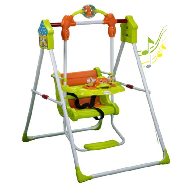 Bebe Stars Baby Swing DUCK Green 020-174
