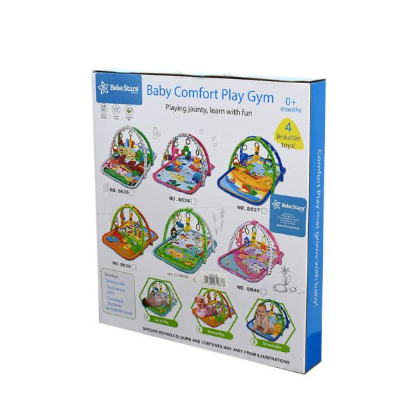 Bebe Stars Gym Farm 100-163