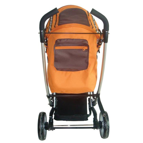 Bebe Stars Baby Stroller Cayenne Orange 275-171
