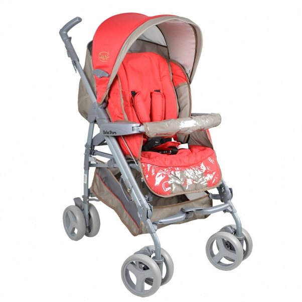 Bebe Stars Baby Stroller Allea Coral 300-180