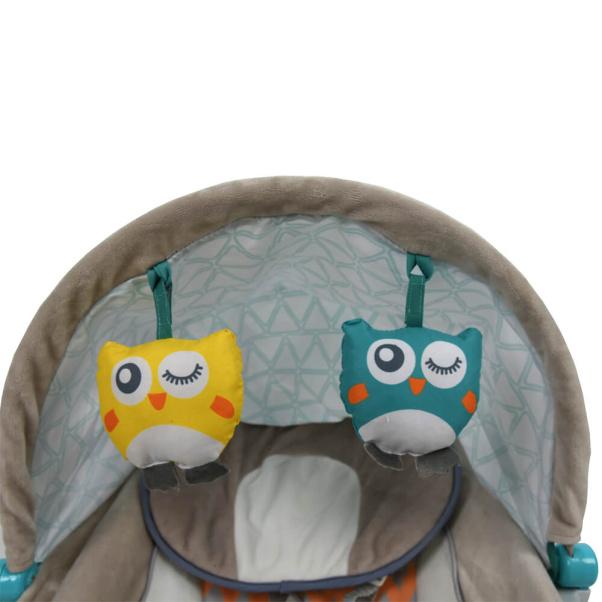 Bebe Stars Baby Bouncer Owl 322-182
