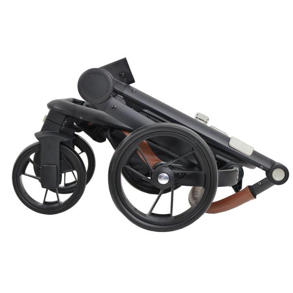 Bebe Stars Baby Stroller Aluminium Torro Sand 360-183