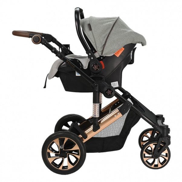Bebe Star Modular System Belize 3 in 1 Pure 390T-182