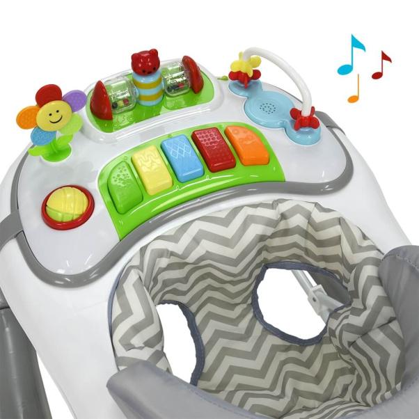 Bebe Satrs Baby Walker Play 2 in 1 4200