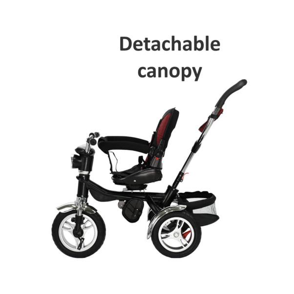 Bebe Stars Baby Tricycle Joyride Ruby 6in1 813-180