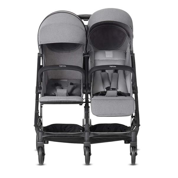 Inglesina Sketch Twin Stroller - Νavy