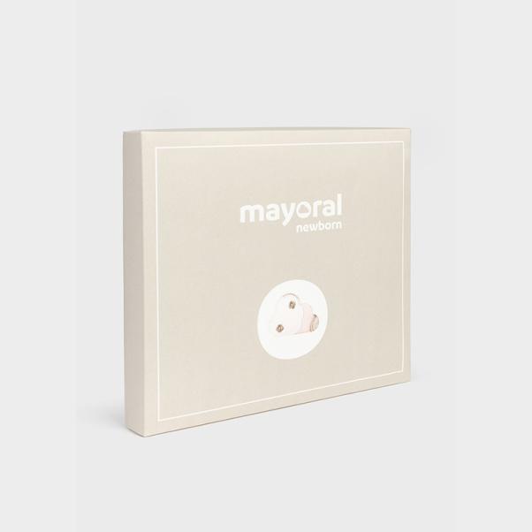 Σετ φορμάκια βελουτέ Mayoral 2666-15
