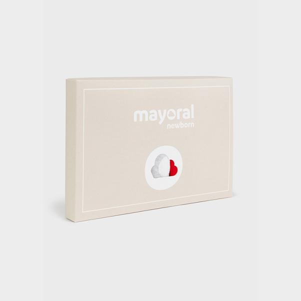 Σετ φορμάκια βελουτέ Mayoral 2666-16