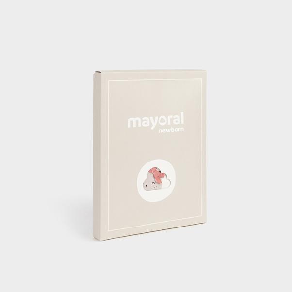 Σετ φορμάκια και σαλιάρα Mayoral 2670-63