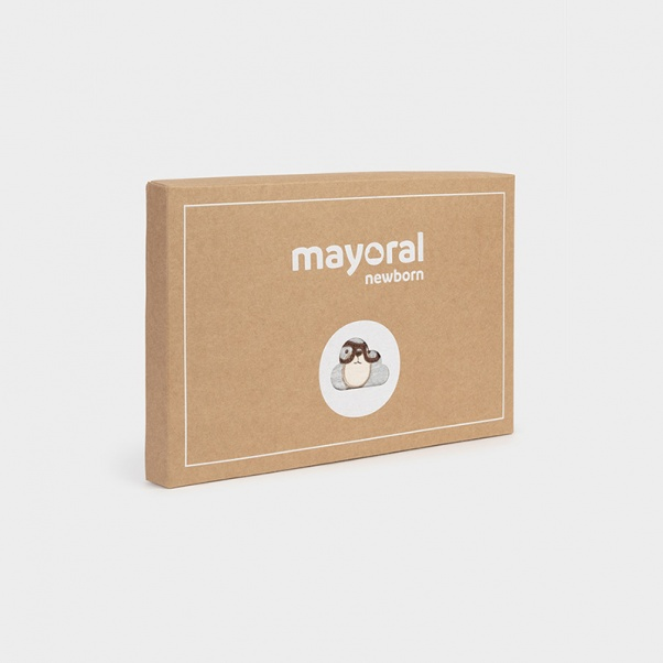 Φορμάκι βελουτέ με ρίγες Mayoral 2678-24