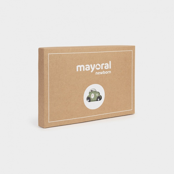 Φορμάκι βελουτέ αμπιγιέ Mayoral 2682-47