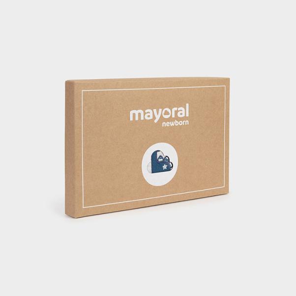 Σετ 2 φορμάκια βελουτέ Mayoral 2683-87
