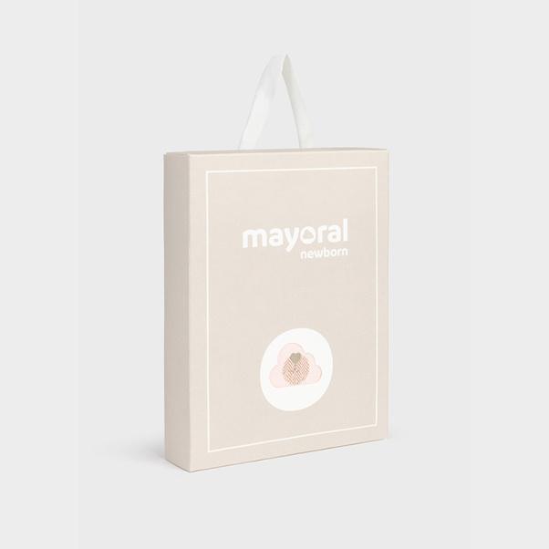 Σετ 2 κορμάκια Mayoral 2701-66