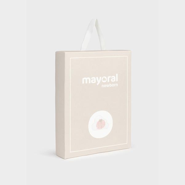 Σετ 2 κορμάκια Mayoral 2701-67