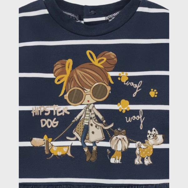 Mayoral Φόρεμα Ecofriends Baby κορίτσι 02929-10