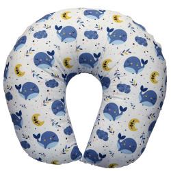 Bebe Stars Breast Feeding Pillow Whale 205-310