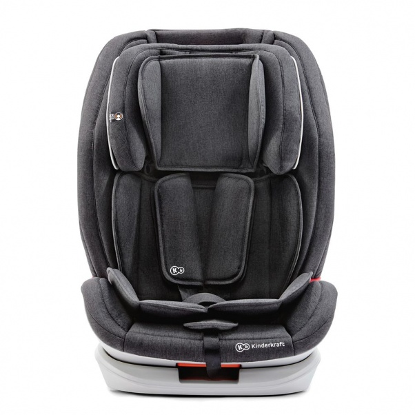 Kinderkraft παιδικό κάθισμα αυτοκινήτου Oneto3 Isofix Black 9-36Kg