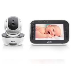 Alecto DVM-200 Video Baby Monitor Με Οθόνη 4.3 Ιντσών