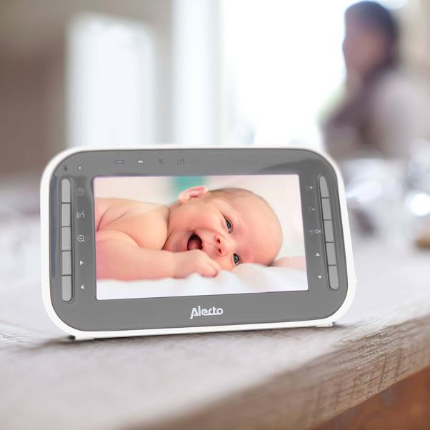 Alecto Video Baby Monitor DVM-200