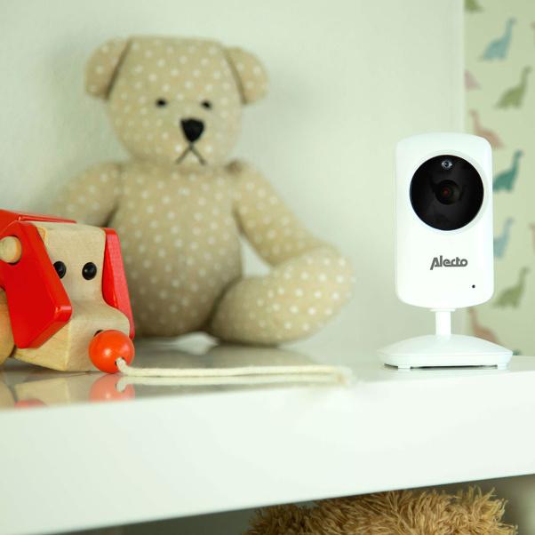 Alecto Video Baby Monitor DVM-64