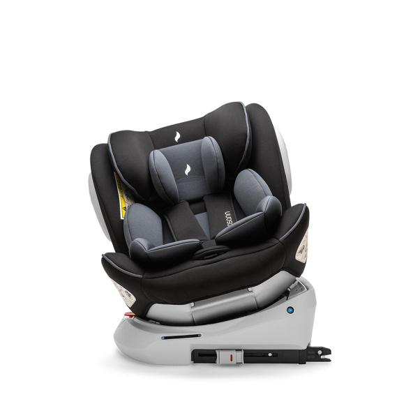Osann Car Seat Four 360 Black (0-36 kgr)