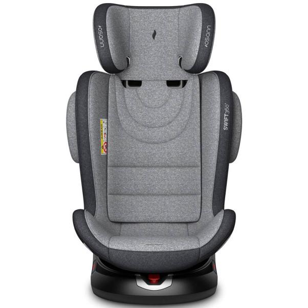 Osann Car Seat SWIFT 360 Universe Grey (9-36 kgr)